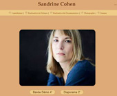 Sandrine Cohen - Actress