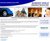 Robert Spray Insurance Services