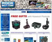 Rock Bottom Aquatics - The Online Aquatic Superstore